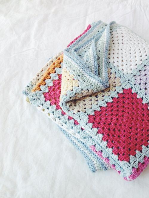 Crochet blanket 10