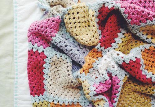 Crochet blanket 9